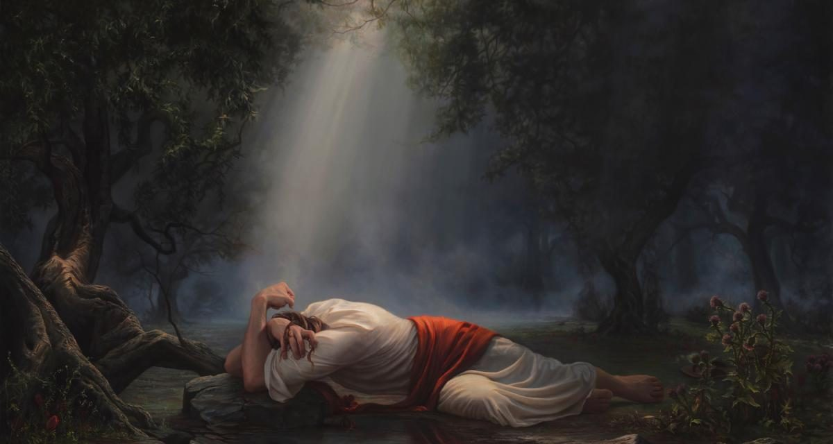 Bonus Feature – Gospel Records of Christ's Prayer in Gethsemane