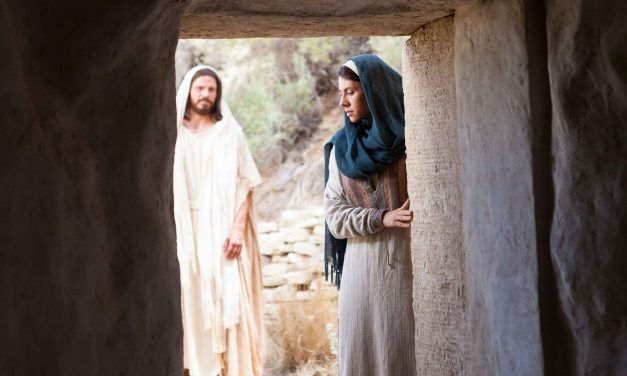 Bonus Feature – The Earth Mourns Christ's Death