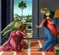 Anunciação  - Botticelli