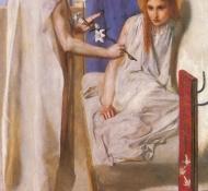 Anunciação  - Rossetti