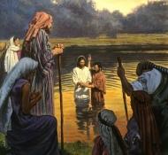O Batismo de Cristo