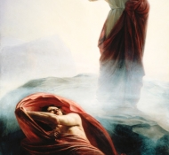 A expulsão de Satanás - Bloch