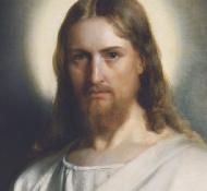 Cristo com a criança - Bloch