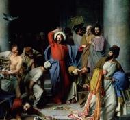Purificando o Templo - Bloch