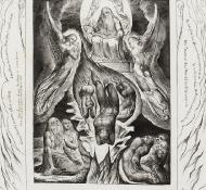 Queda de Satanás - Blake