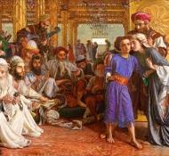 Encontrando o Salvador no templo - Hunt