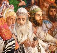 Encontrando o Salvador no templo - Hunt detailed