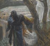 Jesus aparece a Maria Madalena - Tissot