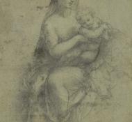 Madonna e a criança