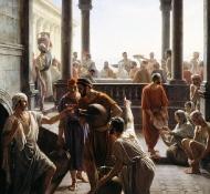 O casamento em Canaã - Bloch