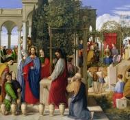 O casamento em Canaã - Carolsfeld
