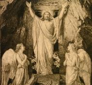 Gravura da Ressurreição - Bloch