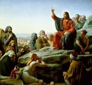 Sermão da Montanha - Bloch