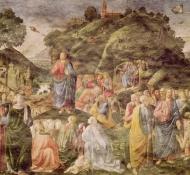 Sermão da Montanha - Rosselli