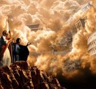 A terceira tentação de Cristo