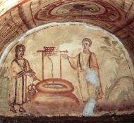mulher no poço - Catacumba - Scala